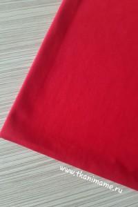 Футер 2-нитка петельный Бордовый