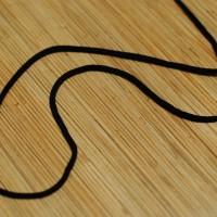 Шнур черный