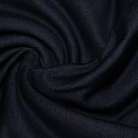 Джинса трикотажная темно-синяя